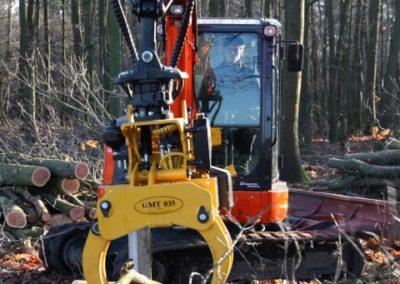 GMT035 on Kubota