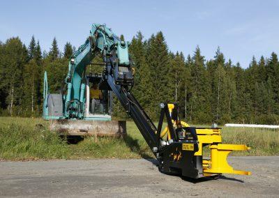 TMK hydraulic extension beam
