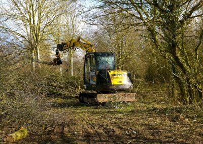 GMT035 excavator UK